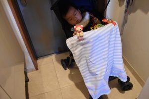 マジカルエアーとManito Newサンシェードとバスタオル