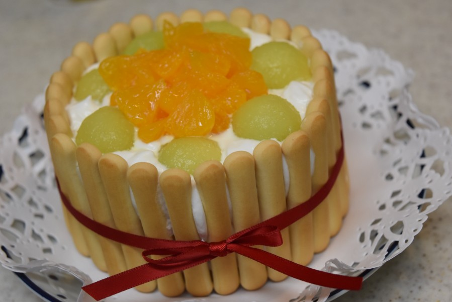 ピジョン 1才からのレンジでケーキセット