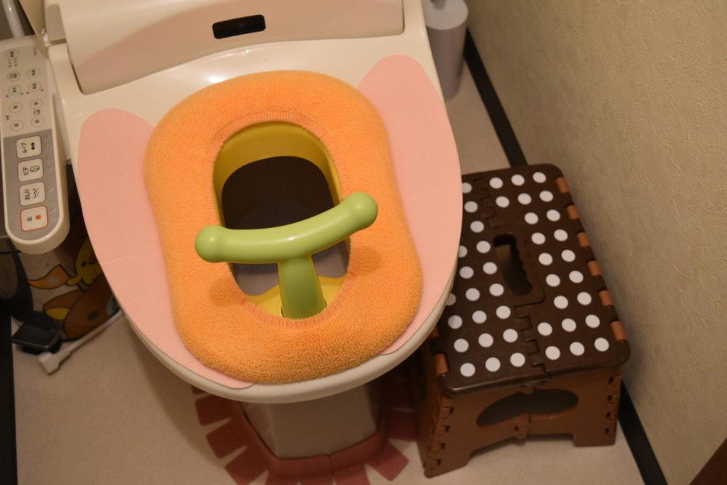 トイレトレーニングのやり方。我が家の場合。
