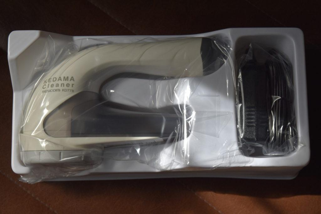 テスコム 毛玉取り器 グレー KD778-H